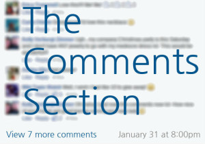 The Comments Section - The Dirty Blondes