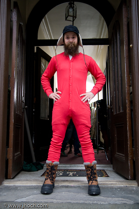 Justin Hoch - Union Suit